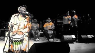JIMMY CLIFF - Bongoman/Rivers of Babylon Mashup