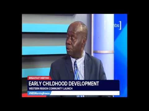 Early Childhood Development: Western Region Launch