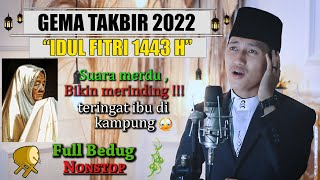 Download lagu GEMA TAKBIR.!! IDUL FITRI 2021 || FULL BEDUG BIKIN MERINDING & SEDIH BY YUSUF LAMPUNGI