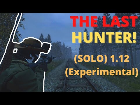 The  Solo Hunter! *Squad Wipes* (DayZ 1.12)