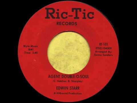 Edwin Starr - Agent Double -O- Soul
