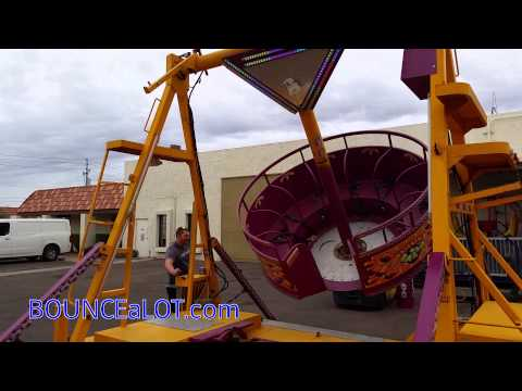 Rent Carnival Rides - Uproar Carnival Ride Rental from Sir Bounce A Lot in Arizona