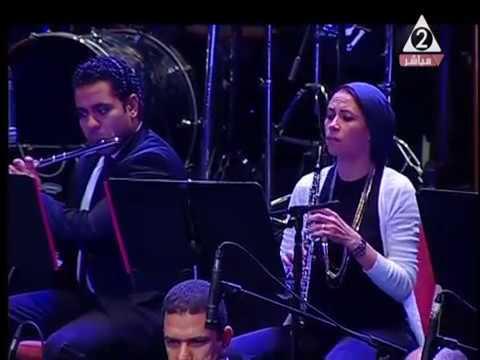 Omar Khairat - حفل مهرجان و مؤتمر الموسيقى العربية 26 عمر خيرت كاملة -13-11-2017