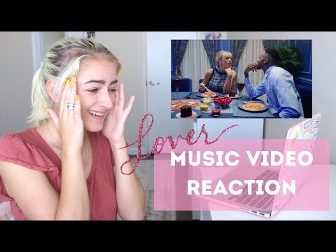 lover-taylor-swift-music-video-reaction
