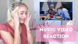 Lover Taylor Swift Music Video Reaction! Video