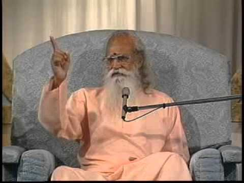 """How to Help a Child Be Content"" - A Talk by Swami Satchidananda (Integral Yoga)"