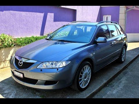 Mazda 6 2.3 166hp 2004 Wagon Xenon Bose