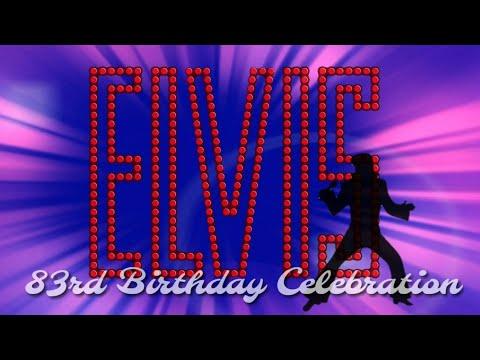 [Event Promo] Elvis 83rd Birthday Celebration in Indonesia