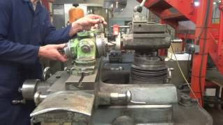 Cincinnati Tool and Cutter Grinder