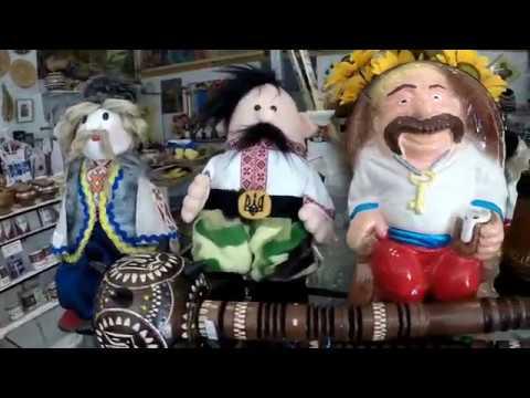 США 4247: Чикаго - украинский сувенирный магазин