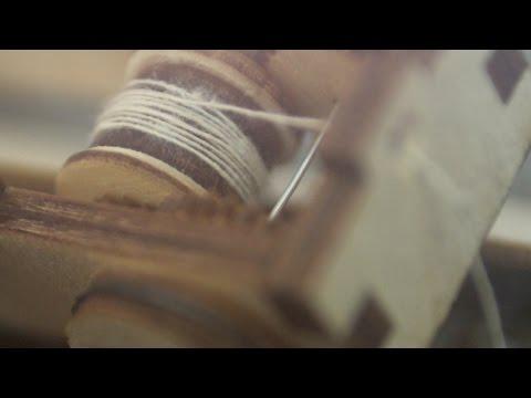 Laser Cutting an Unusual Toy