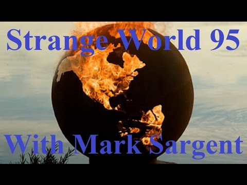 Flat Earth is dissolving the globe model - SW95 - Mark Sargent ✅