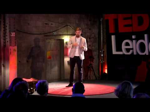 Why war is an idea and not a law of nature | Jakob de Jonge | TEDxLeiden
