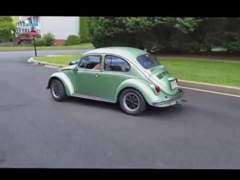 1970 VW Classic Beetle For Sale