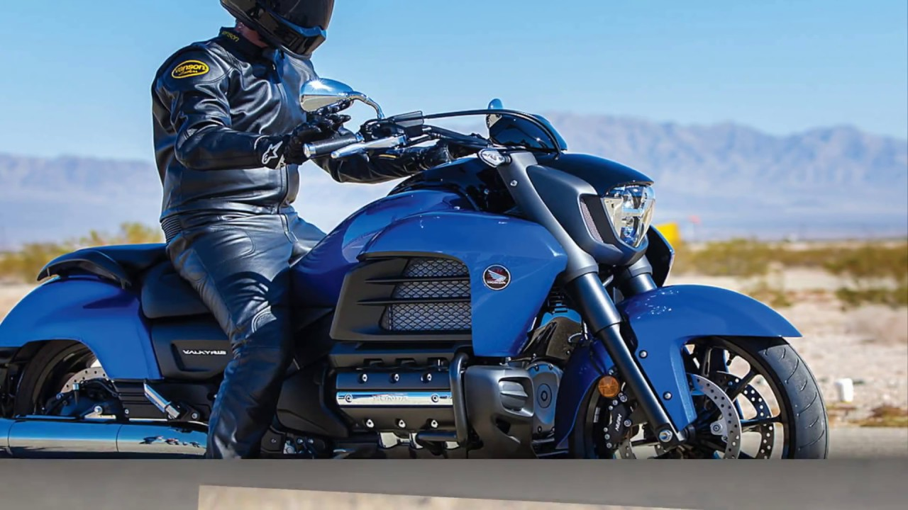 Honda Gold Wing Valkyrie, the ultimate touring bike more power ...