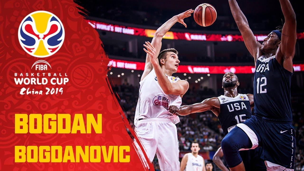 Bogdan Bogdanovic'in 28 sayılık ABD maçı performansı