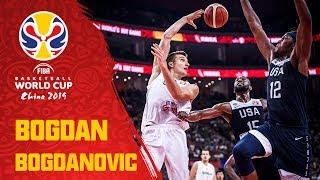 Bogdan Bogdanovic's (28PTS) SENSATIONAL performance vs. Team USA - FIBA Basketball World Cup 2019