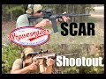 FN SCAR 16 vs. Colt LE6940P: Which Is More Accurate? (HD)