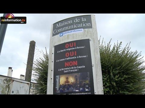 L'Institut du Christ Roi Souverain Prêtre menacé à Rennes