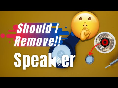 How to Remove AirTag Speaker to Mute Apple AirTag