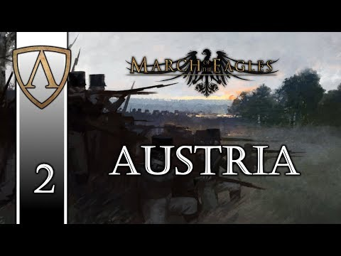 Let's Play March of the Eagles | Austria 2