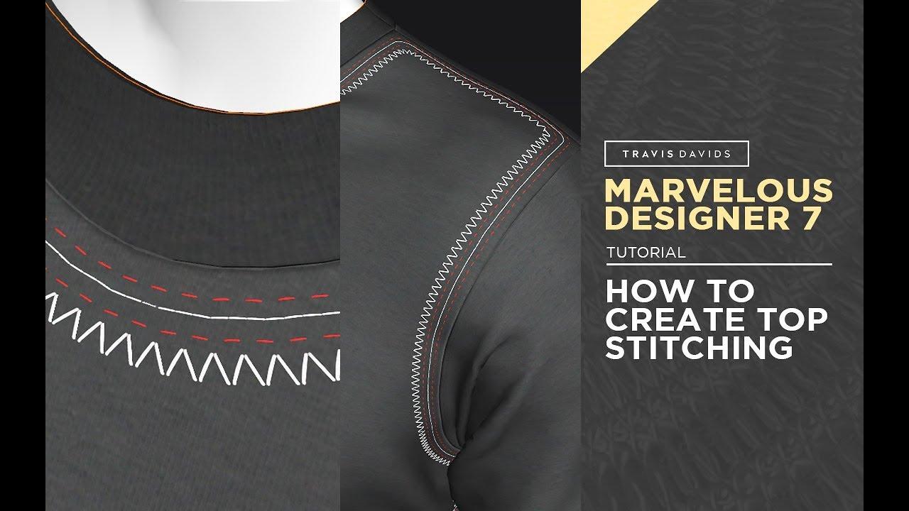 marvelous designer 7 tutorial