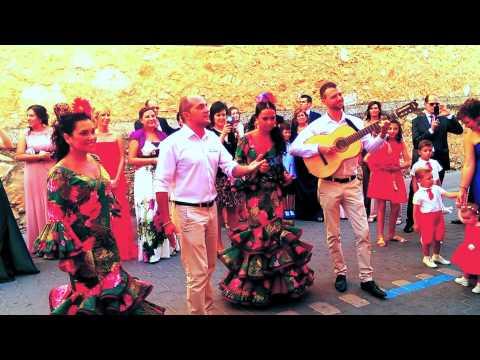 Esta tarde se casa mi niña, sevillana. Flamenco Pura Sangre