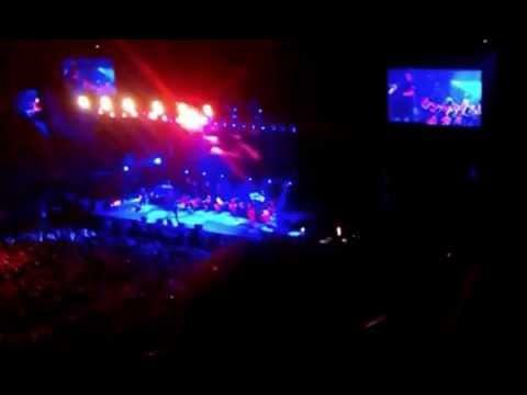 John Farnham 2014 Concert All Phones Arena