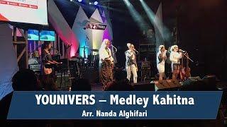 Younivers - Medley Kahitna  Soulmate - Cinta Sudah Lewat - Enggak Ngerti   Arr.