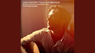 Play Music's Too Sad Without You (feat. Kylie Minogue) (Live from Venice)