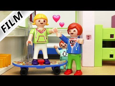 Playmobil Film Deutsch - JULIAN VERLIEBT?! EMMA IST SAUER! Kinderserie Familie Vogel