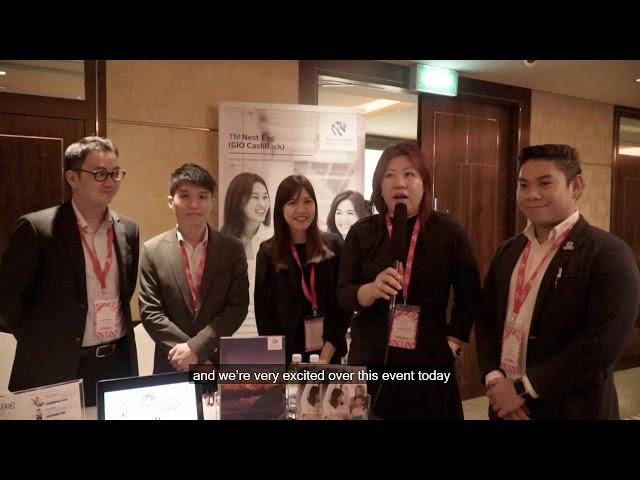 H.E.R Asia Summit 2018 - Tokyo Marine   Exhibitor's Interview