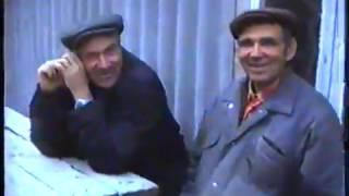 Шаргород. Село Розкіш, 1995 р  Будівництво храму(, 2015-10-15T15:22:58.000Z)
