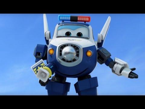 Супер Крылья: Джетт и его друзья - 3 серия - Гонка на гондолах | Мультик про самолеты трансформеры