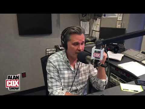 The Alan Cox Show - The Alan Cox Show 4/16: The Hunchback of Notre Dumb