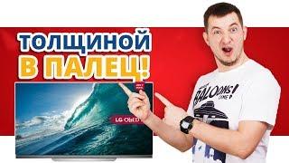 видео Телевизор LG OLED65G7V