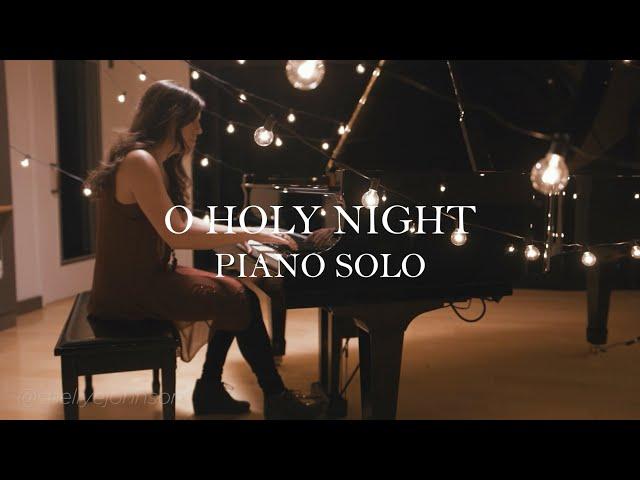 Shelly E. Johnson - O Holy Night (Piano Solo)