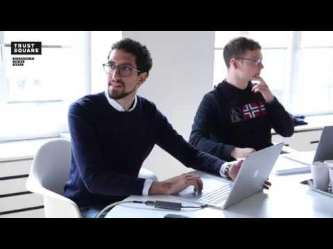 Trust Square Resident Intro: Blockchain Valley Ventures