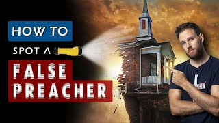 5 SIGNS of a FALSE CHURCH or CHRISTIAN LEADER