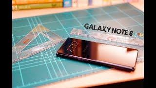 ||| ... รีวิว Samsung Galaxy Note 8 … ||| สมุดโน๊ตที่หายไป กลับมาพร้อมกล้องคู่