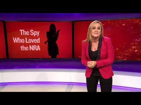 Samantha Bee vs. Spy Who Loved NRA