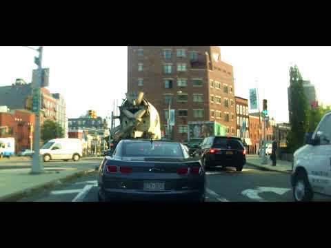 Driving Around Long Island City