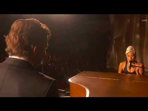 Lady Gaga & Bradley Cooper Sings Shallow Oscars 2019 Best Performance