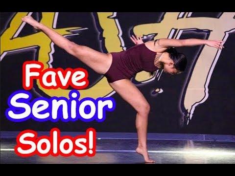 Top 25 Senior Solos 2017 (CarmoDance Favorites)