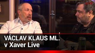 Xaver LIVE s hostem: Václav Klaus ml.