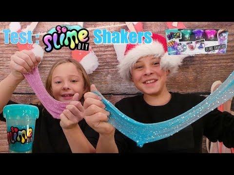 Test : Slime DIY Shakers