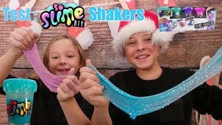 Test : Slime DIY Shakers