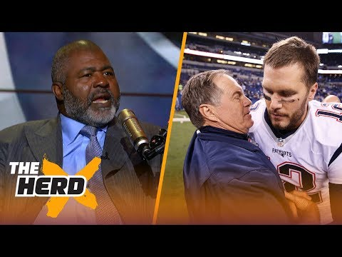 Bryan Cox on why Belichick is not to blame for Patriots' drama with Gronk, Brady | THE HERD