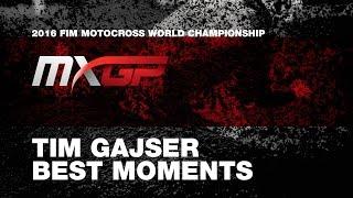 Tim Gajser Best Moments 2016 MXGP - motocross