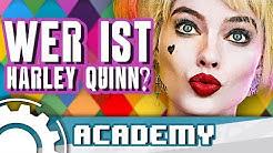DC: Wer ist Harley Quinn? [Comic Origin]